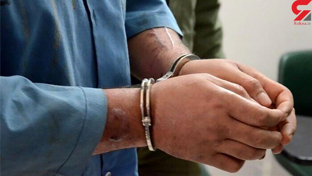 سرکرده باند سرقت احشام در دام پلیس افتاد