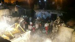 انفجار وحشتناک در شوشتر / یک زن کشته شد