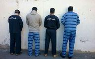 دستگیری سارقان خانه باغ و مغازه های هرند