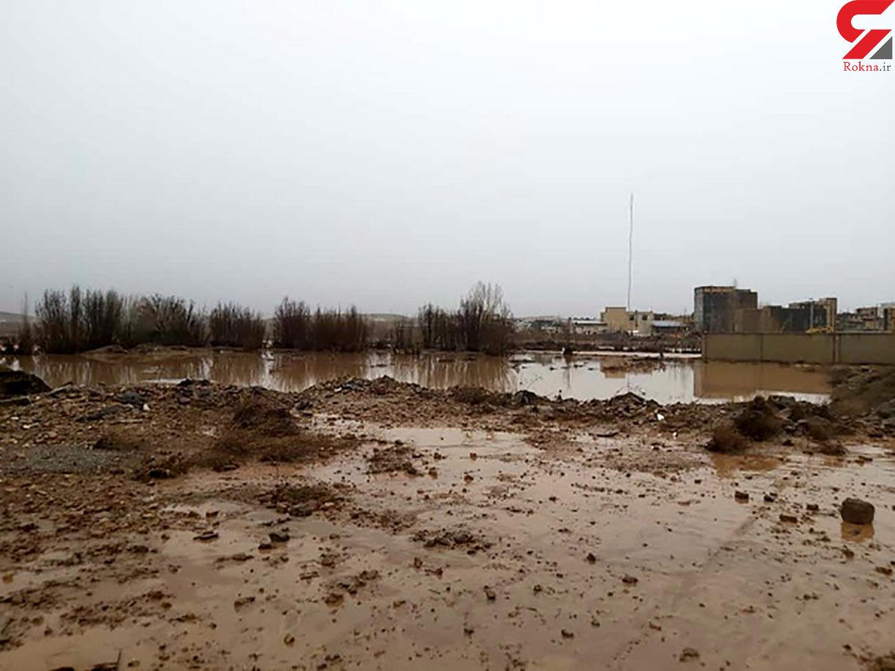یک کشته و 2 مفقود بر اثر وقوع سیلاب در گیلان و اردبیل