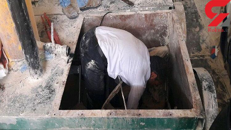 مرگ وحشتناک یک کارگر 47 ساله در بیرجند