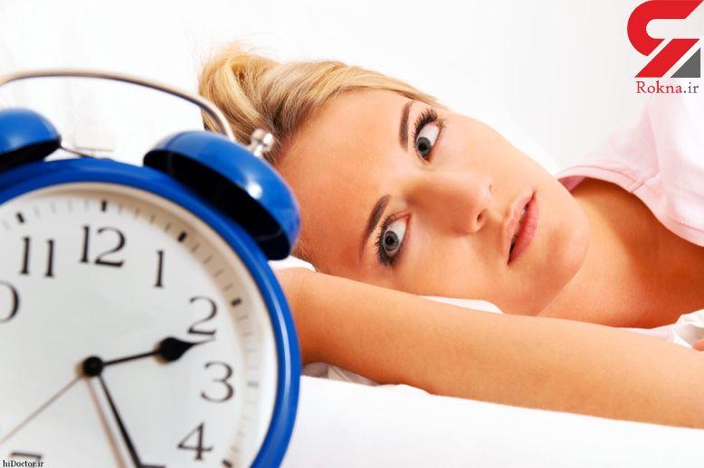 دلیل بی خوابی های مداوم چیست؟