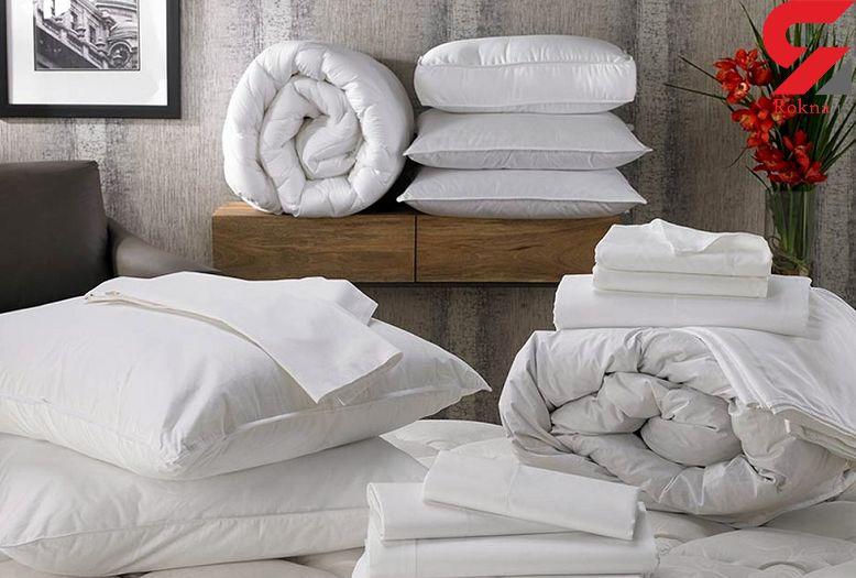 از بین بردن بوی بد لباس و رختخواب ها با روش های خانگی
