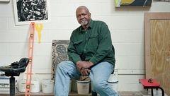 نقاش معروف گران ترین هنرمند معاصر لقب گرفت