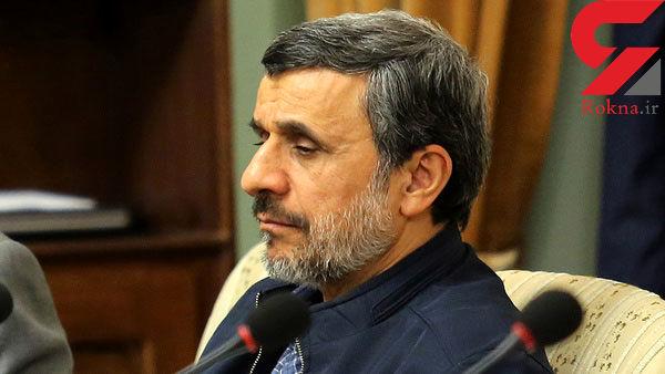 دفاع تمام عیار احمدی نژاد از خاوری و بابک زنجانی ! + جزییات