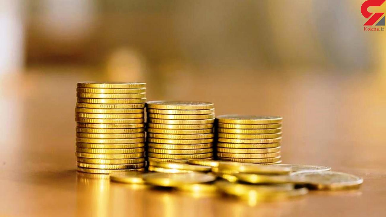 قیمت سکه و قیمت طلا امروز شنبه 2 اسفند ماه + جدول