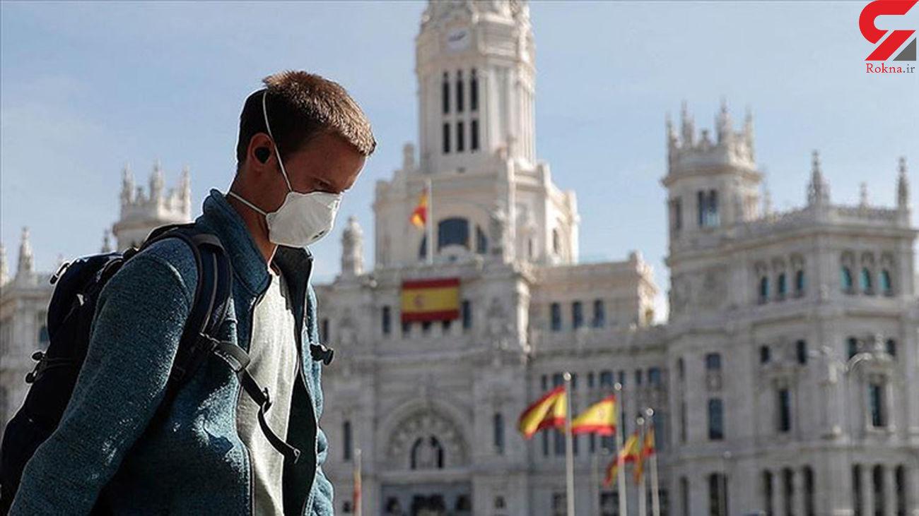تعداد مبتلایان به کرونا در اسپانیا از مرز ۱۰۰ هزار نفر گذشت