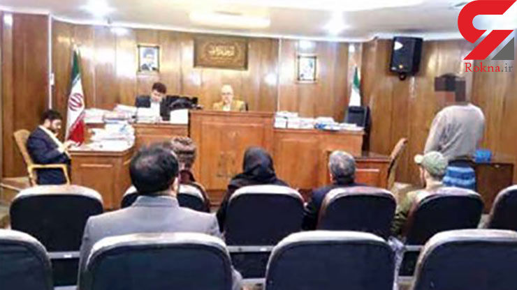 اصرار پدربزرگ برای اعدام نوه پسری / در دادگاه کرج صورت گرفت + عکس