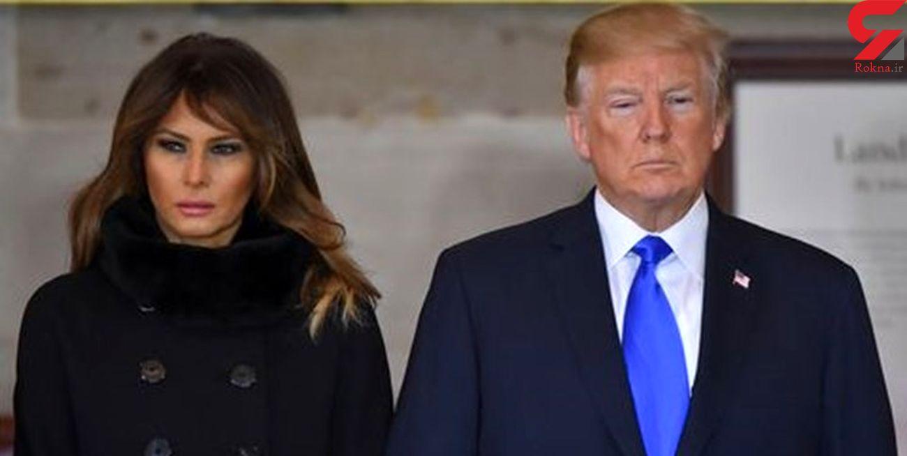 ملانیا ترامپ از ادعای همسرش درباره انتخابات آمریکا حمایت کرد
