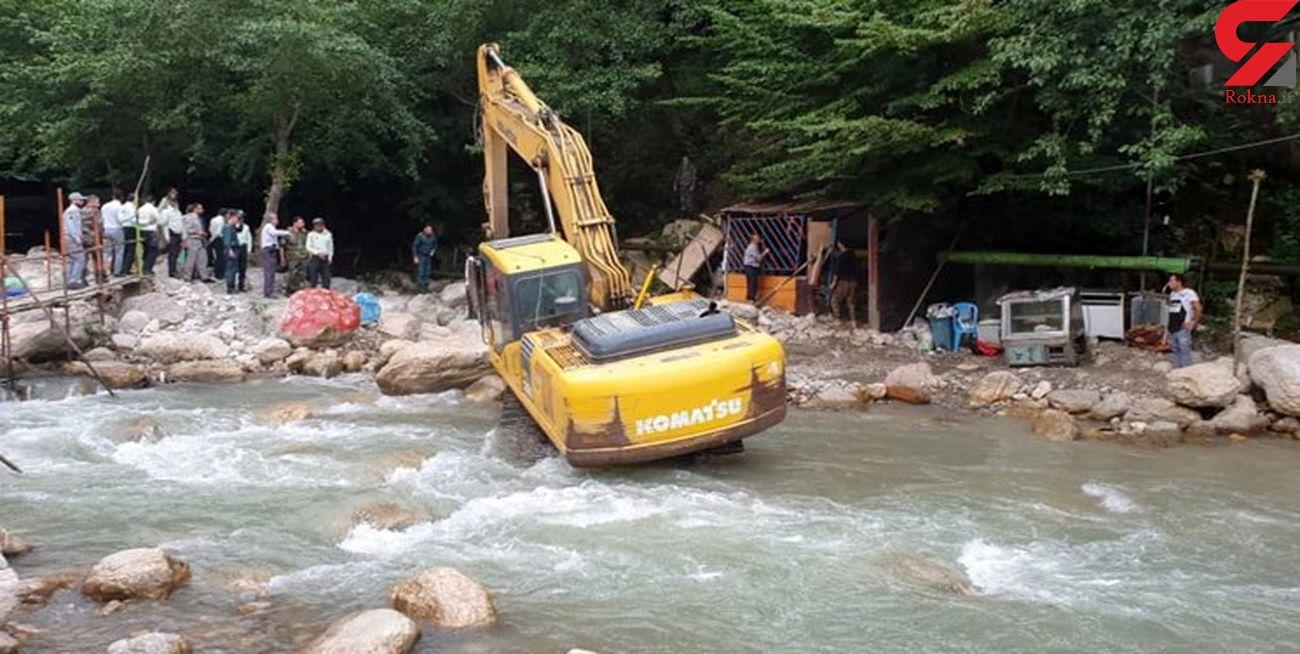 هشدار دادستان رباط کریم به رودخواران/ بستررودخانهها توسط افراد خاص تصرف شده است