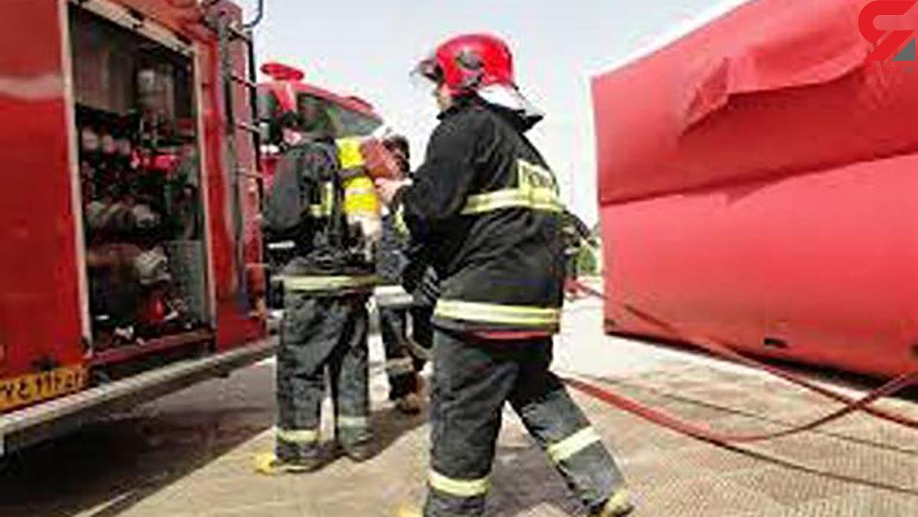 انجام ۱۵ عملیات امداد و نجات با تلاش آتش نشانان همدانی