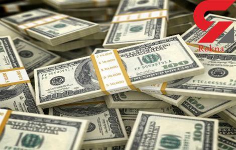 کاهش نرخ دلار و ارزهای دیگر در بازار تهران