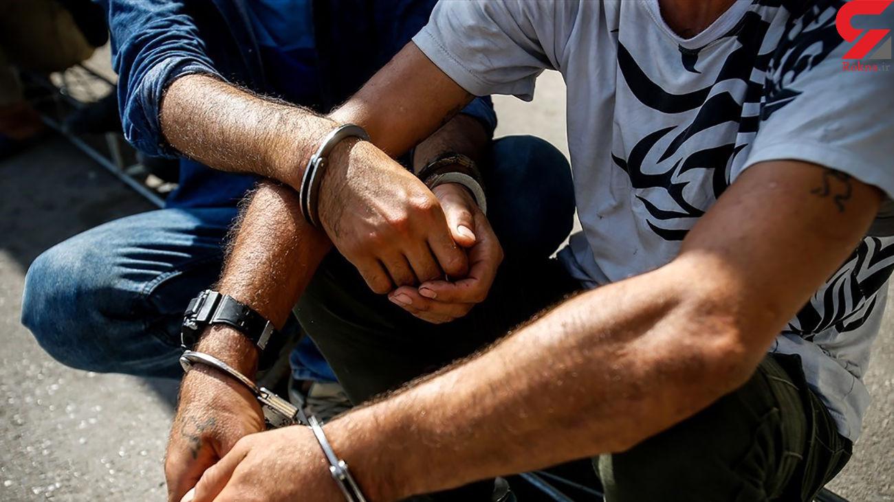 دستگیری ۲ سارق و کشف ۶ فقره سرقت در ایلام