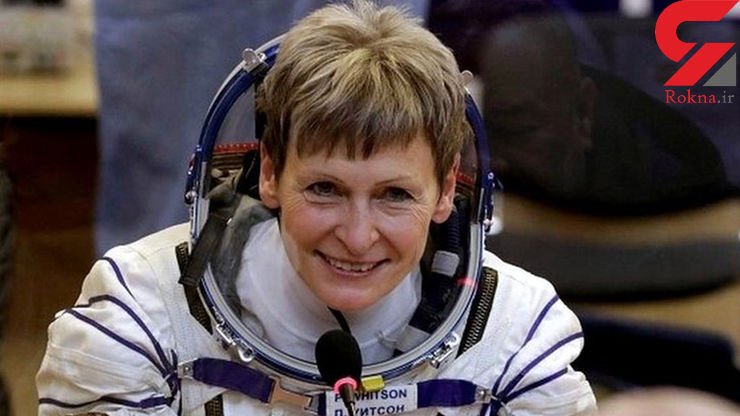 مسنترین زن فضانورد عازم ایستگاه فضایی بینالمللی شد  + عکس