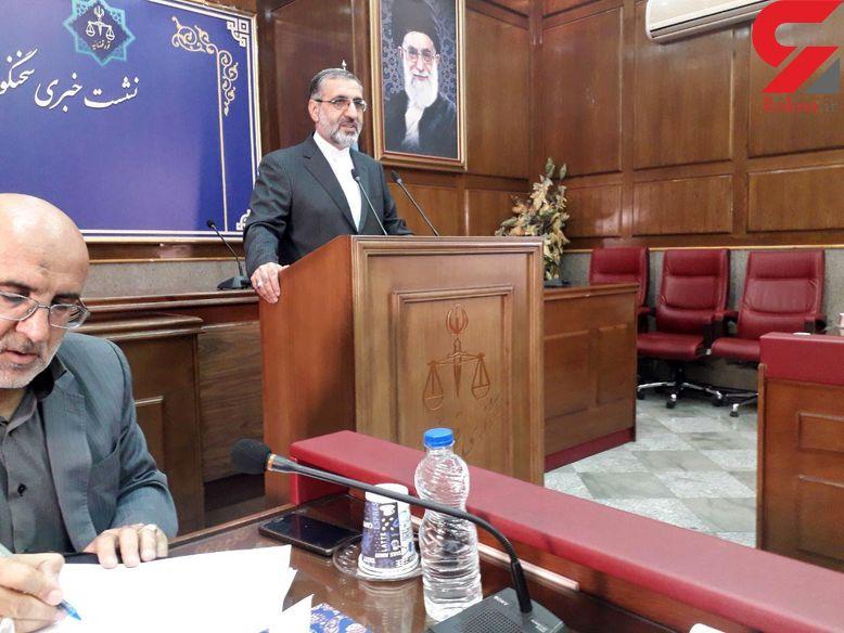 سنگین ترین حکم برای راننده پورشه مرگ اصفهان! / مجازات مخصوص پولدارها ! + فیلم