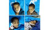عکس و فیلم جنازه های 4 کودک زنده به گور شده در هوتک ! / چابهار در ماتم و شوک