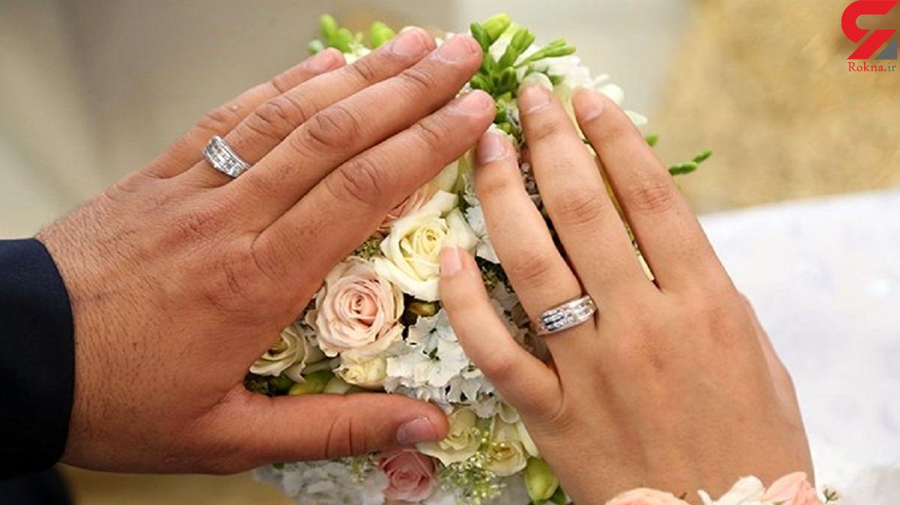 چند درصد از جوانان مایل به ازدواج نیستند؟