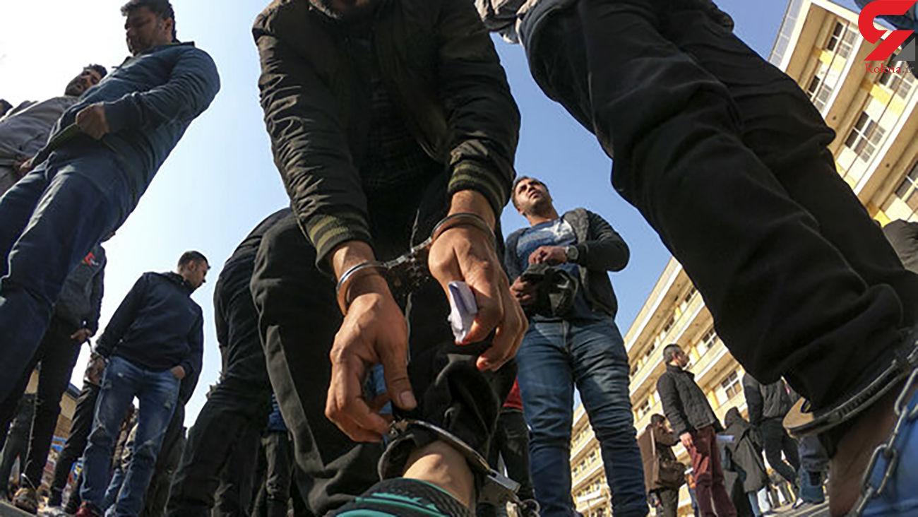 دستگیری 6 سارق با 12 فقره سرقت در چهارمحال و بختیاری