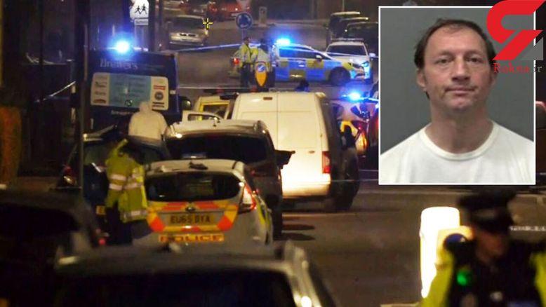 پلیس انگلیس عمدی بودن حادثه برخورد خودرو در «لاوتون» را تائید کرد+عکس