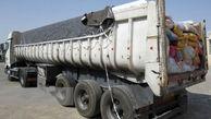 کشف 5 میلیارد ریال لوستر قاچاق از یک کامیون تریلی در بندرعباس