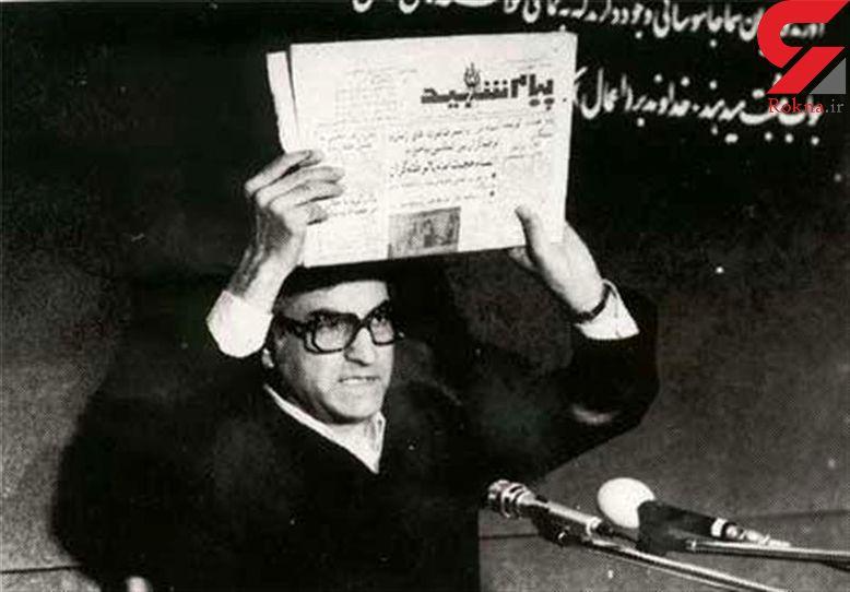 زوایایی پنهان از بی شرمی های سخنگوی دولت موقت /در پرونده «عباس امیرانتظام» چه میگذرد؟
