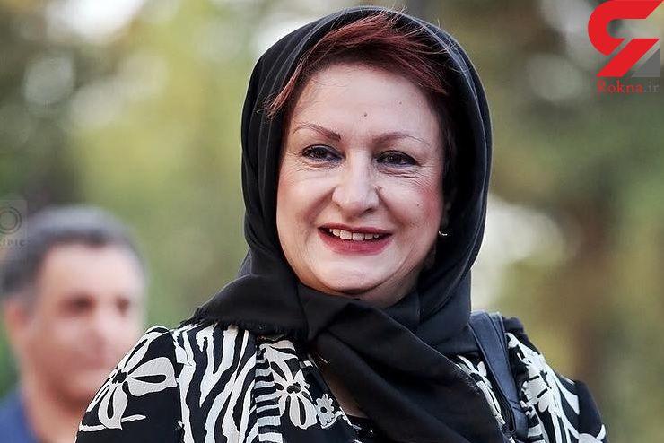 شایعه دستگیری بازیگر زن معروف ایرانی در پارتی شبانه