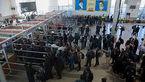 ورود ۹۸ هزار نفر به کشور از مرز مهران در روز گذشته