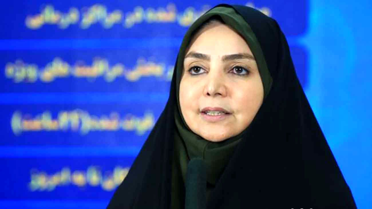 COVID-19 daily death toll in Iran stands at 286