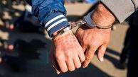 بازداشت بنز سوار تهرانی که از صحنه تصادف با پلیس فرار کرد