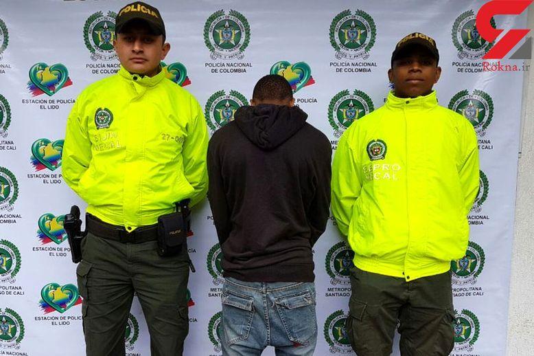 دستگیری قاتل لاغراندام 17 مرد/این قاتل زنجیره ای به لوبیای کوچک شهرت دارد +تصاویر