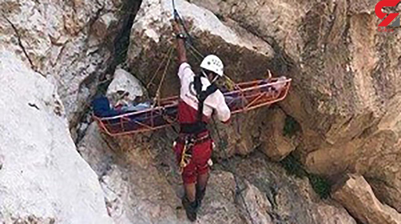 پیدا شدن کوهنورد گمشده خراسانی در سبلان +عکس