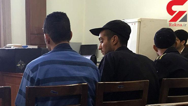 بلایی که داخل ماشین بر سر نوعروس تهرانی آمد / حسن به اعدام محکوم شد+ عکس