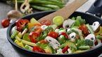 سبزی خام مفید است یا پخته؟