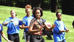 همسر رئیس جمهور سابق کجا ورزش میکند؟ + عکس