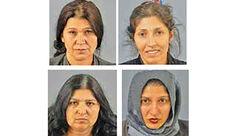 راز کار های کثیف این 4 زن داخل دامن شان بود+ عکس