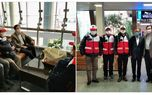 تیم متخصصان پزشکی چین وارد تهران شدند