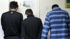 مهدی سردسته باند تبهکاران میلیونر دستگیر شد