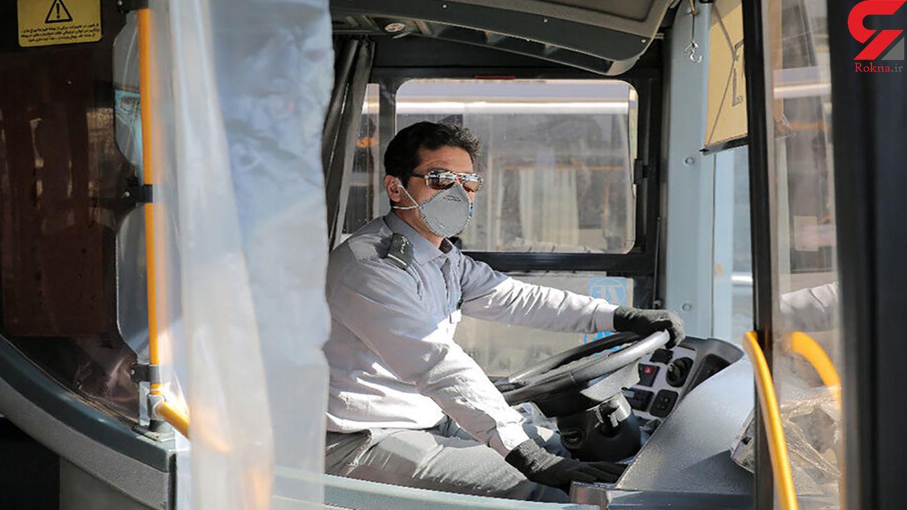 رانندگان اتوبوس در تهران از هفته آینده واکسن کرونا دریافت می کنند