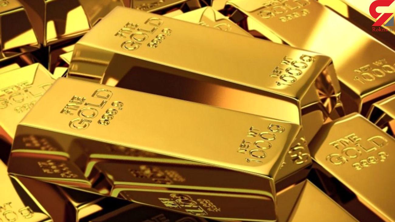 قیمت جهانی طلا امروز چهارشنبه 18 فروردین