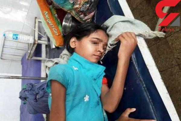 ظلم والدین به فرزندشان فقط به خاطر اینکه او دختر بود+عکس