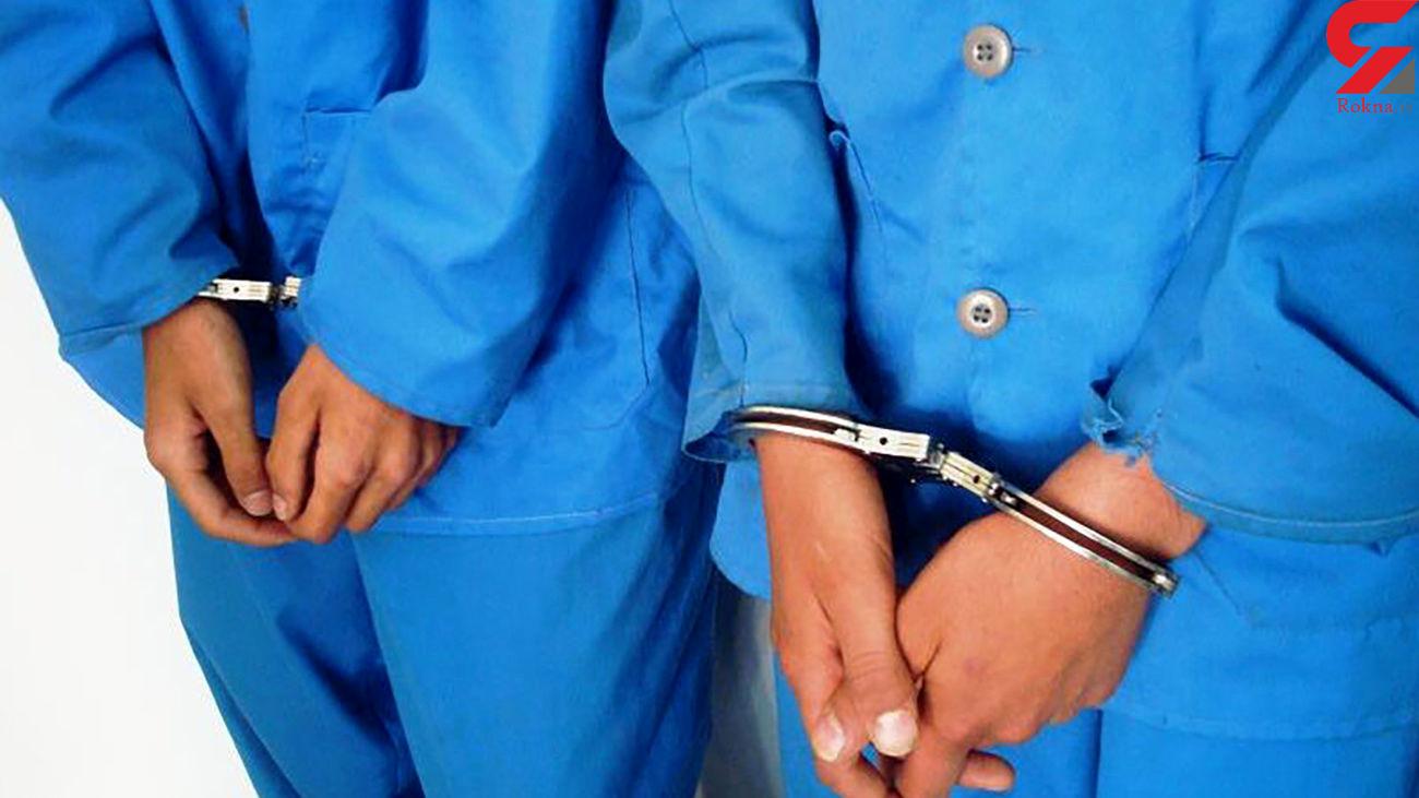 فروشندگان سئوالات کنکور بازداشت شدند