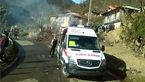 آتشسوزی مهیب در امامزاده ابراهیم شفت / پسر 4 ساله کشته شد و مادر و دو فرزند دیگرش به شدت سوختند+عکس