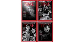 «شخصیت سال» مجله تایم آمریکا معرفی شد+ عکس