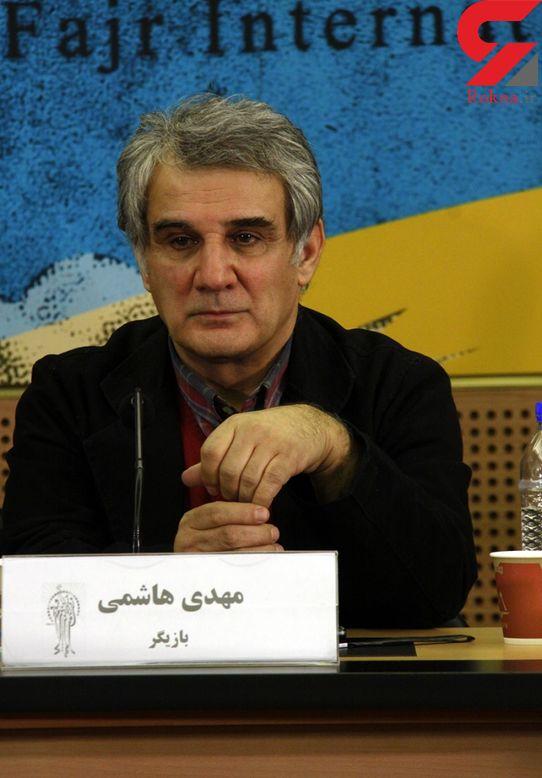 ناگفته های مهدی هاشمی از سینما و دلیل انصراف از کاناپه
