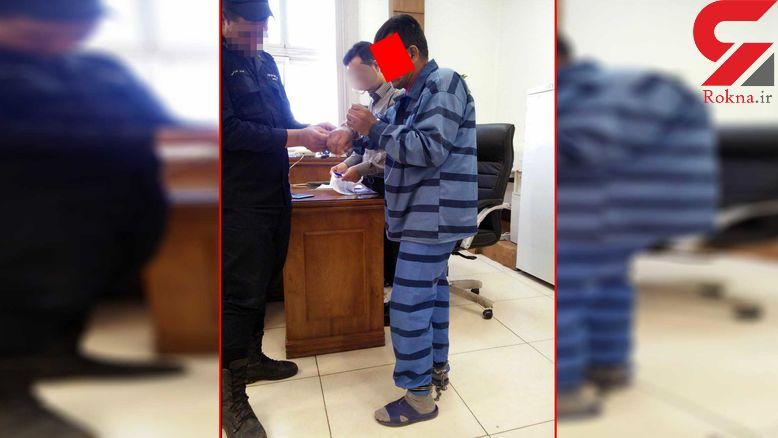 این مرد پلید در ورامین به دخترانش رحم نکرد! / دختر 15 ساله شب ها تسلیم پدر بود+ عکس در دادگاه
