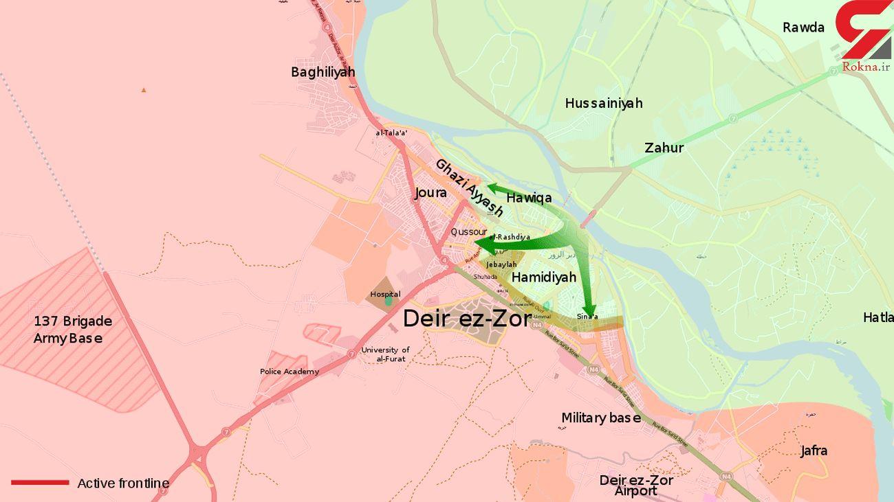 Syria Reports Israeli Aggression on Areas in Deir Ez-Zur, Al-Bukamal