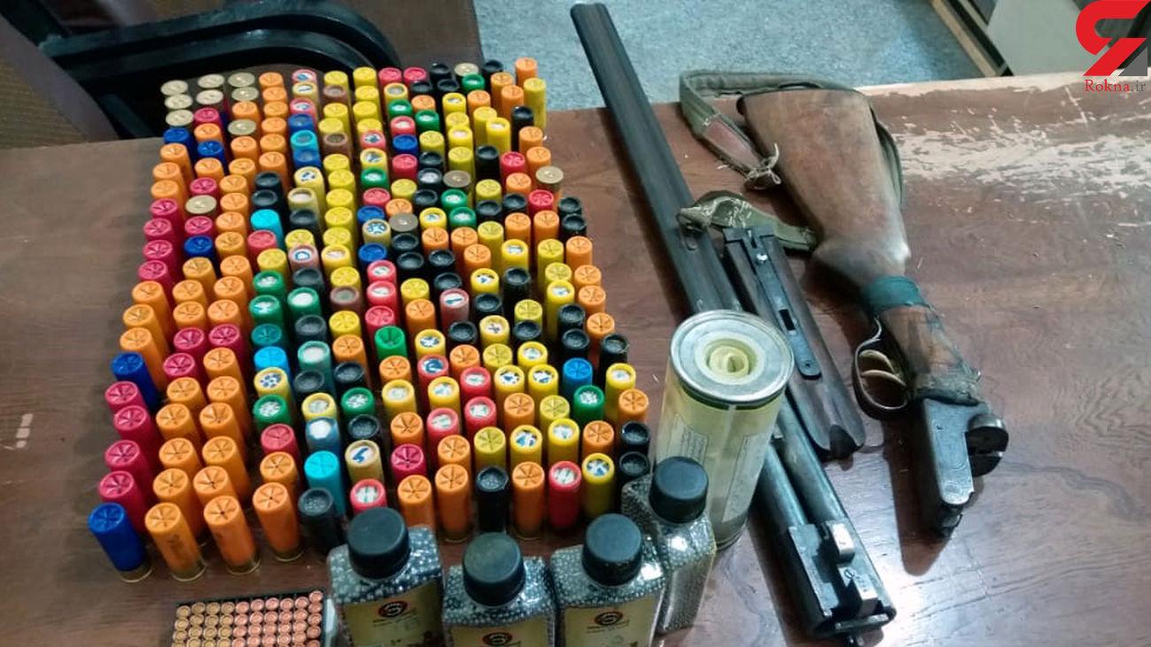 8 باند مافیایی ایرانی ها را مسلح می کردند + جزییات