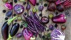 قدرت میوه ها و سبزیجات بنفش در عملکرد مغزی