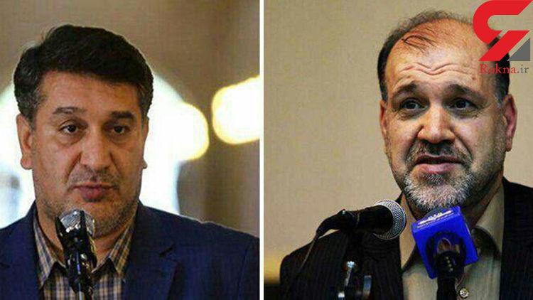 دو نماینده بازداشت شده امروز آزاد شدند