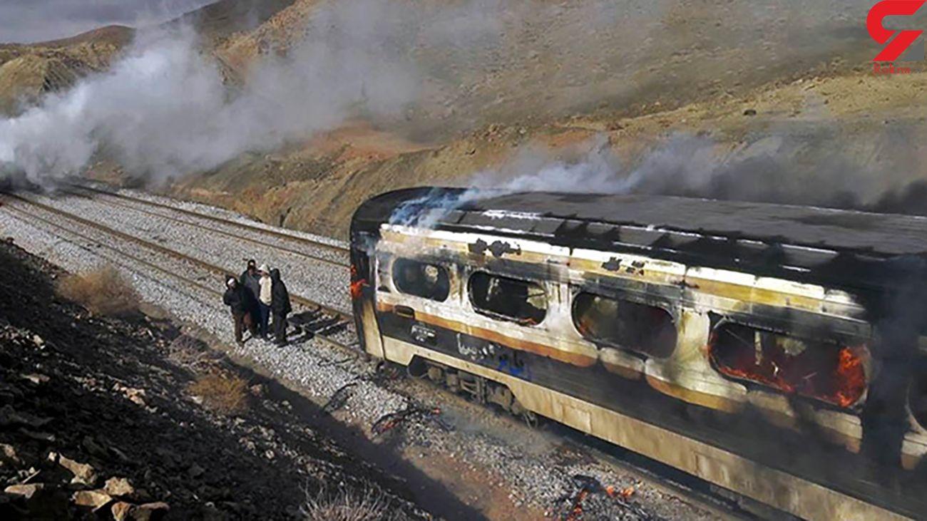 سردرگمی در مرگبارترین انفجار قطار تبریز _ مشهد / قبری برای بچه های مان نداریم